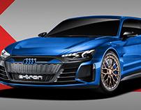 2020 Audi E-Tron GT Wagon