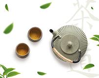Tea shop e-commerce