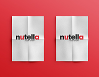 Nutella Print Ads