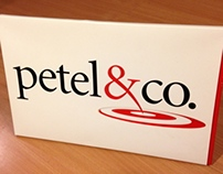 Petel & Co. Marketing Packaging