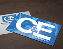 C&E Branding [Business Cards]