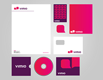 Visual Identity - Vimio