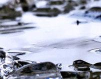 Between Ice