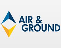 Air & Ground Rebrand