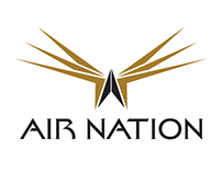 AIR NATION Logo
