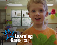 Learning Care Group - 'Imagination' Advertisement