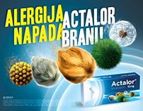 Actalor Campaign