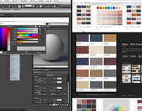 How To Use The Corona Color Picker