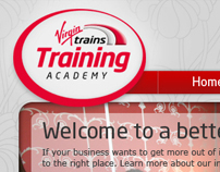 Virgin Training Academy Website