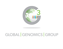 Branding for G3 (Global Genomics Group)