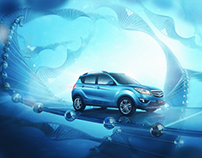DNA  ROUTE - CHANGAN CS5