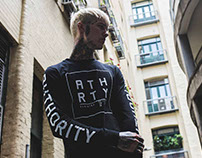 Authority Clothing 2016 Autumn/ Winter Range