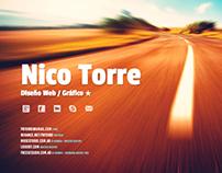 Nico Torre Site