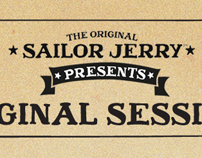 Sailor Jerry Original Sessions Competition Microsite