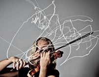 Lidia Baich, Violin