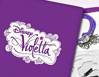 Violeta - Disney Licensing - Hachette Italy