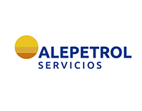 Alepetrol Servicios Rebrand Identity