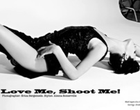 Love me shoot me