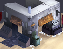 Micro Isometric Game Design