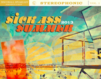 Discoball Speakeasy: #sickasssummer2013 soundtracks