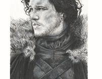 WIP Jon Snow