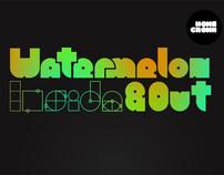 Watermelon - Free Font