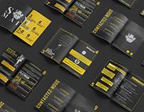 Sponsoring File (Black edition) A4