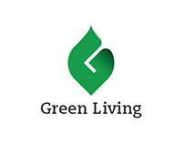 Green Living - Logo Design