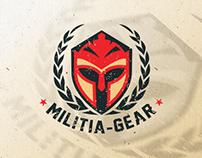 MiLitia Gear logo