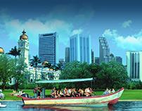 River of Life @ Kuala Lumpur