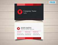 Free Graphic Designer Business Card Template