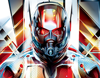 ANT-MAN VECTOR tribute