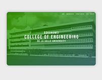 College of Engineering Website