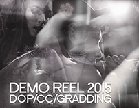 Gregori Bastos - Demo Reel DOP/CC/Gradding 2015