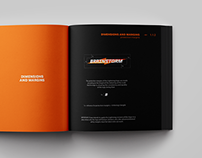 BRAINSTORM Logotype Guideline Book