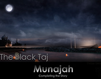 "The Black Taj "" India "" Munajah completing the story"