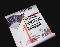 Festival Montréal Baroque