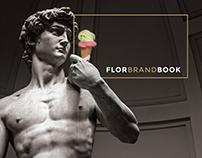 FLOR Gelato Italiano / Brand Book