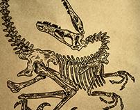 Raptor Tattoo