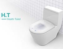 Health Toilet