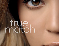 "True Match: ""The story behind your skin"""