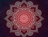 Mandala Vetorização
