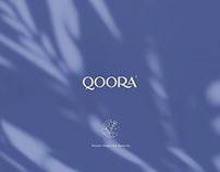 QOORA COSMETICS - NAMING, BRANDING AND PACKAGING DESIGN
