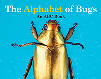The Alphabet of Bugs Book