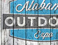 LOGO DESIGN | Alabama Outdoor Expo