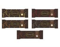 """""""Brunberg"""" chocolate packaging"""