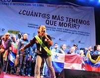 XII Marcha del Orgullo LGBTI de Lima
