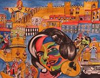Ilustra_Lisboa-Concurso de Ilustraçao