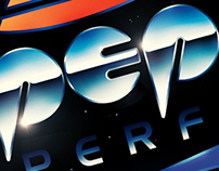 Pepsi Perfect eighties style