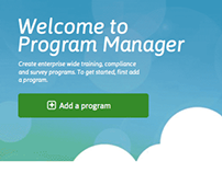 Axure Prototype Program Manager